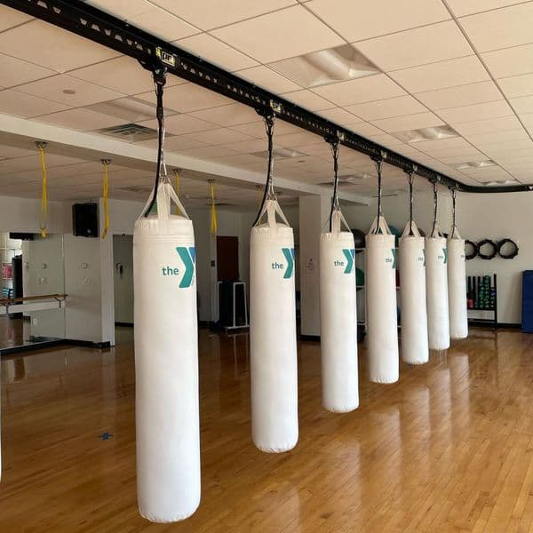 ProMountings Spring Track Combo | Punch Bag Rolling Track System | Reflex UK